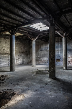 Baumwollfabrik, Köln-Hohlweide
