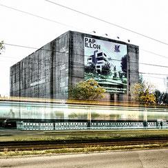 Bunker Papillon, Minpim Award 2016, Düsseldorf-Heerdt
