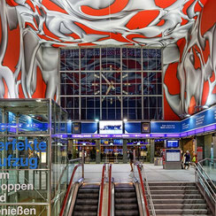 Hauptbahnhof, Graz