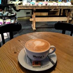 Kaffee bei Harry