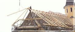 Bild Altbausanierung von Holzbau und Zimmerei Böll in Freystadt, Neumarkt und Umgebung