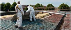 © Holzbau Böll Zimmerei Freystadt, Neumarkt und Umgebung Promotionbild Thema Asbestentsorgung