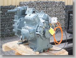 Kälteverdichter / Kältekompressoren