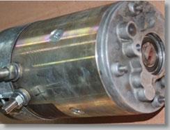 DC - Staplermotoren