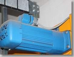 Kranmotoren & Aufzugsmotoren