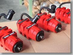 Hochfrequenz-Motoren