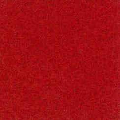 feltro rosso