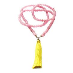 Sommer, Halskette, Schau! farbenfrohe und schön handgefertige hippie kette aus Glasperlen.