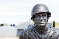 Batterie Azeville  Utah Beach  Batterie Crisbecq  Museum Liberte Quinville Memorial Monument Leclerc