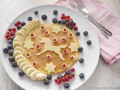 Einhornpfannkuchen