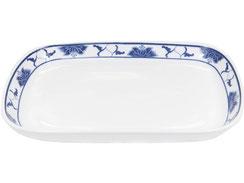 Untersetzer für Menagen aus hochwertigem Porzellan aus Taiwan und China der Marken Tatung, Li, Cameo und Datung. In verschiedenen Größen und Motiven erhältlich.