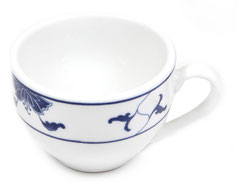Espressotasse aus hochwertigem Porzellan aus Taiwan und China der Marken Tatung, Li, Cameo und Datung. In verschiedenen Größen und Motiven erhältlich.
