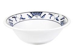 Suppenschale aus hochwertigem Porzellan aus Taiwan und China der Marken Tatung, Li, Cameo und Datung. In verschiedenen Größen und Motiven erhältlich.