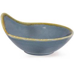 Dipschale und Gewürzschale aus Porzellan Olympia Kiln. In verschiedenen Größen und Farben erhältlich.