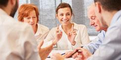Trainingsinhalt Workshopmoderation für Manager