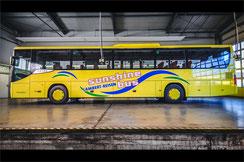 Busfolierung