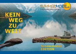 Summermobil Edition Prospekt