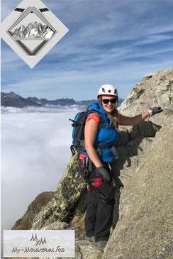Ifinger Meran2000 Bergschmuck Heini Holzer Klettersteig