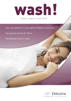 Two new additions to strengthen Dibella's expertise Top-quality service for Paris The Dibella forest in India