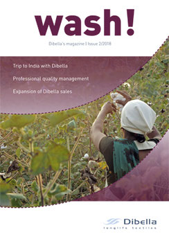 Trip to India with Dibella Professional quality management Expansion of Dibella sales