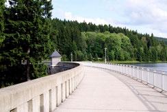 Bild: Wünschendorf Talsperre Neunzehnhain II