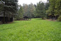 Bild: Jagdhütte Wünschendorf Erzgebirge 2014