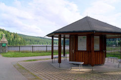 Btld: Wünschendorf Talsperre Neunzehnhain II