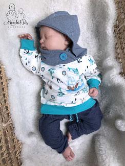 Baby Newborn Set Baby Geschenk zur Geburt
