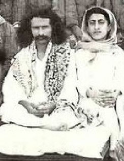 Meher Baba and Chhota Baba