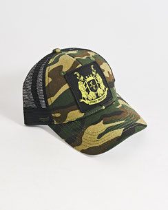 Basecap Camouflage