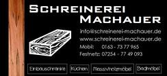 Logo http://schreinerei-machauer.de/