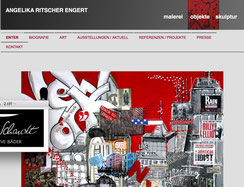 Bild Website http://www.angelikaritscher-engert.de