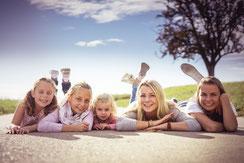 Familienbilder natürlich outdoor