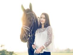 Pferdshooting - Fotoshooting mit Pferd als Erinnerung