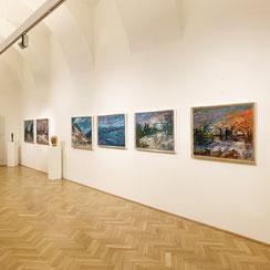 Ausstellung Viktor Lederer, galerie artziwna Wien