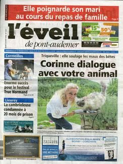 L'Eveil de Pont Audemer - 30 Août 2016
