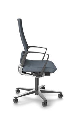 Züco Bürositzmöbel Ag, Drehstuhl, Task Chair, Manufaktur, Ästhetik, Design, Selvio