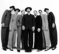 Big Bad Voodoo Daddy               (San Diego / USA)