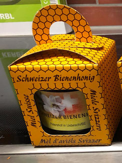 Honig vom petershof Kärselen in Geschenkpackung