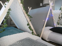 Feestje in de Tent kinderfeestje - Huur het allerleukste slaapfeestje in een tipi!