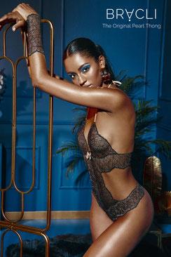 Bracli Sydney Body Single und Double in schwarz