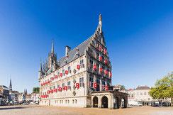 gouda holland town hall
