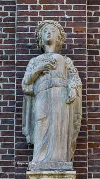 schloss nordkirchen mittelrisalit suedseite vier jaheszeiten herbst