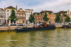 dordrecht holland altstadt schiff gracht