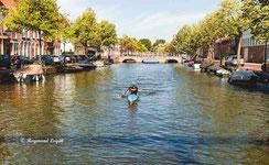 alkmaar holland cityscape