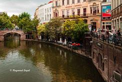 utrecht the netherlands cityscape