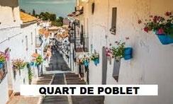 Quart de Poblet es una ciudad de la provincia de Valencia en la Comunidad Valenciana (España)