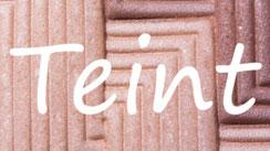 Teint - für perfekte Ausstrahlung - Puder, Lidschatten, Concealer & Foundation