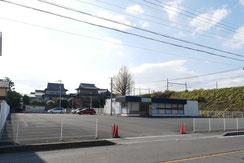 専養寺駐車場