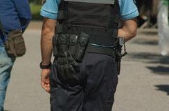 Zu unserem Leistungs- und Qualifikationsspektrum zählen u. a.:      Einlasskontrollen     Streifendienste     Personenschutz     Geleitservice     Personenkontrollen     Ordnerdienste